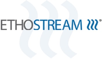 Logo for the company Ethostream